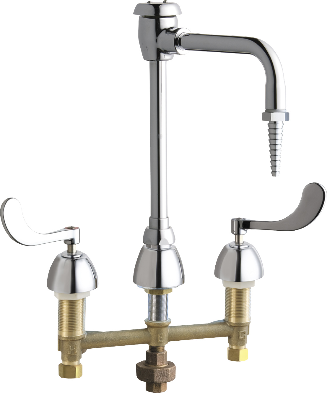 Deck Mounted Manual Sink Faucet With 8 Quot Or Adjustable