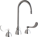 Manual Sink Faucets