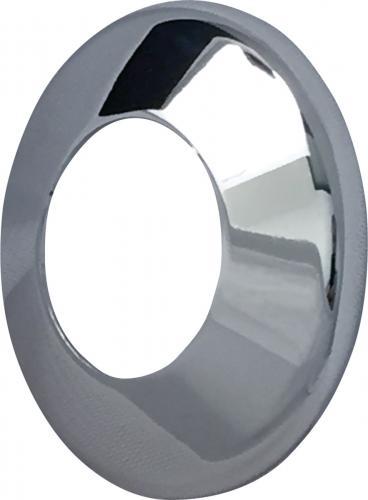 Chicago 1-055JKCP 2 3//8 Diameter Slip Flange Chrome