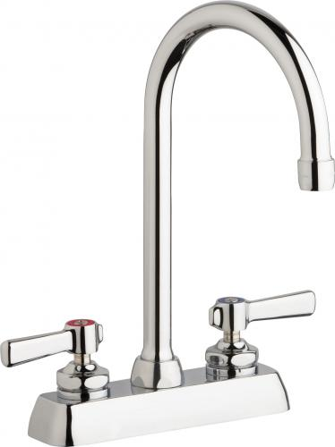 CHICAGO FAUCET W4D-GN2AE35-369AB